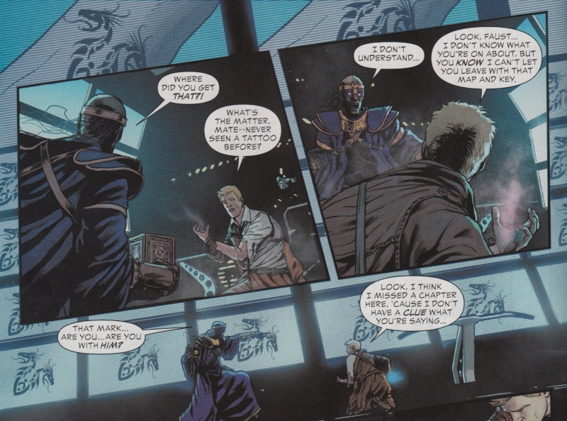 Justice League Dark (New 52) Powerm15