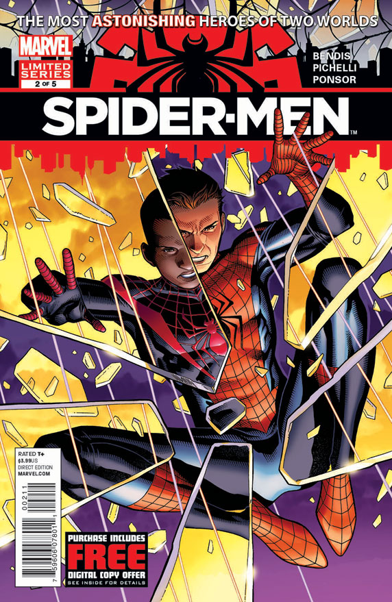 Spider Men Prv12513