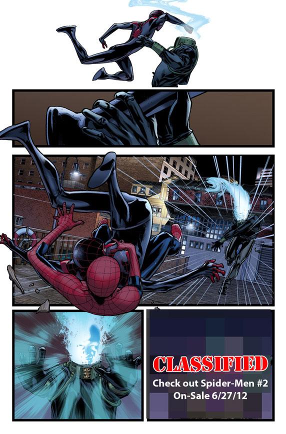 Spider Men Prv12711