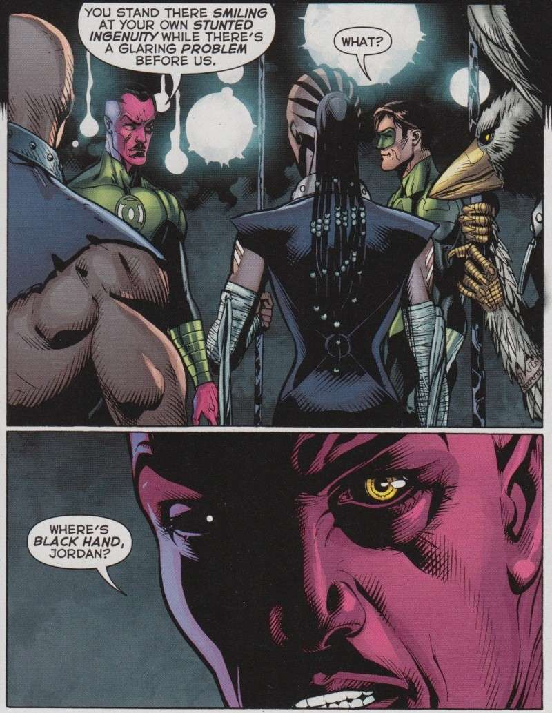Green Lantern (New 52) Reproc12