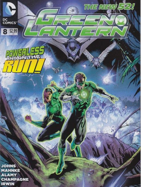 Green Lantern (New 52) Sinest10