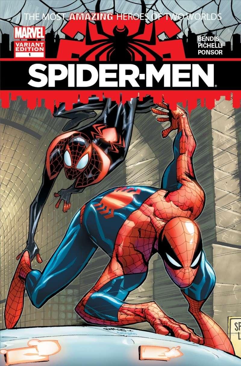 Spider Men Spider13