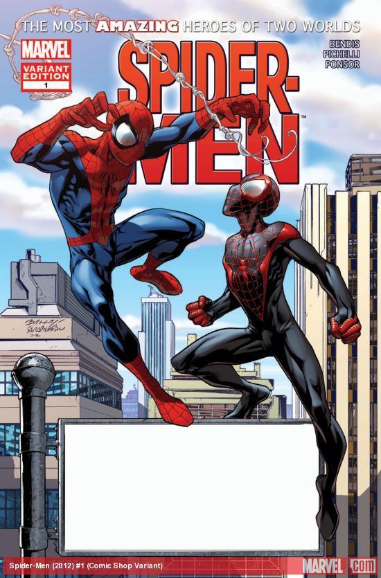 Spider Men Spider23