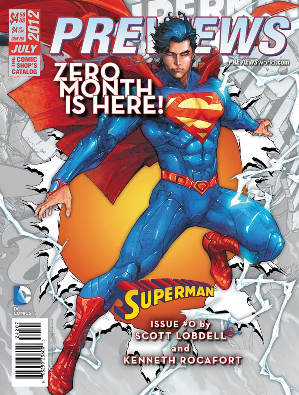 Superman Superm10