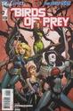 Birds of Prey (New 52) Dinah10
