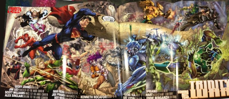 Free comics book day : New 52  (Spoiler/Trailer) Trinit10