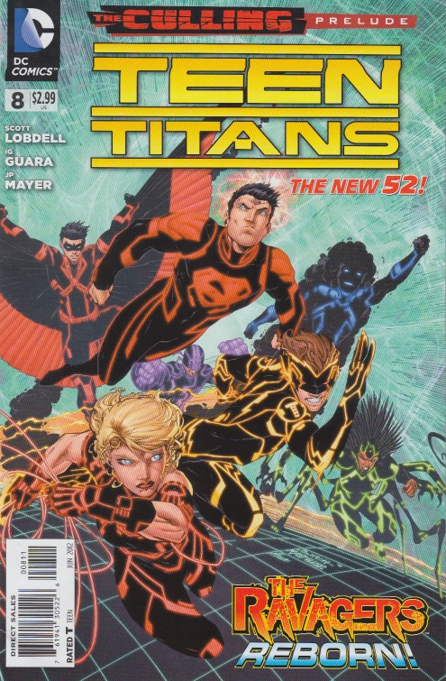 Teen Titans (New 52) Ttitan10