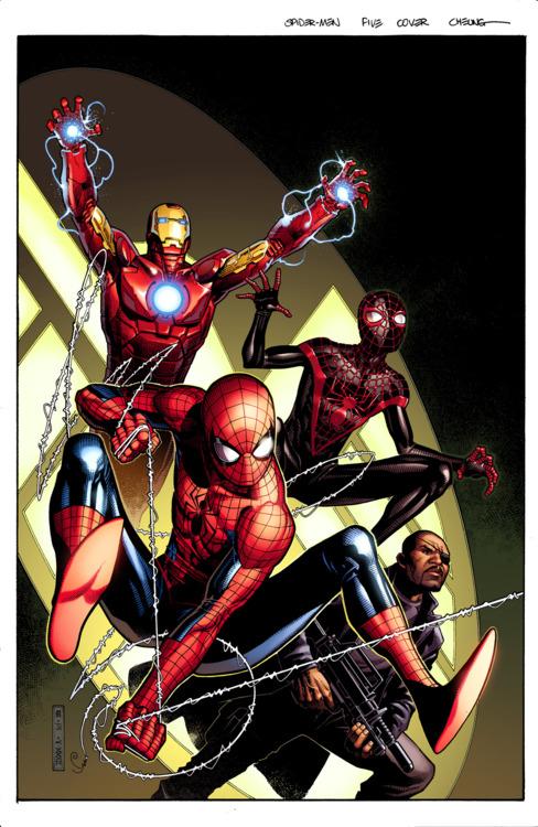 Spider Men Tumblr15