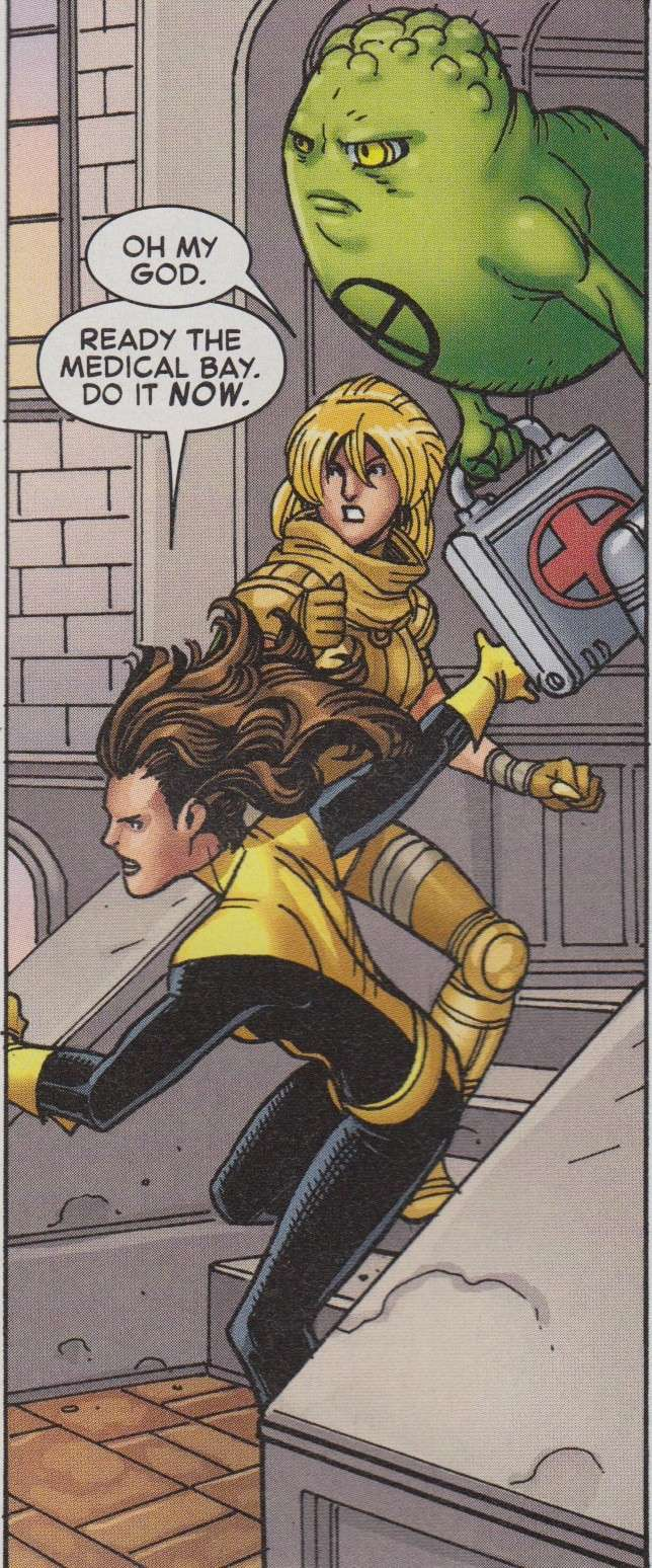 Wolverine & The X-Men: AvX Ultima27