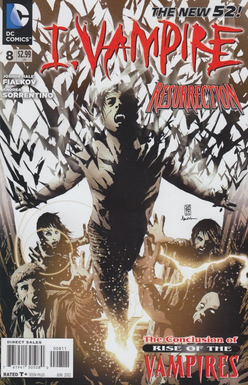 Justice League Dark (New 52) Vampir10