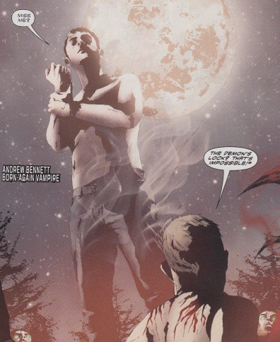 Justice League Dark (New 52) Vampir11