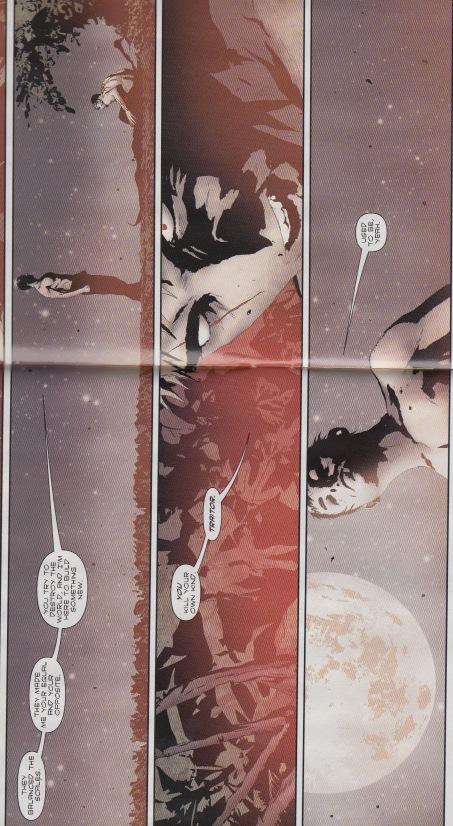 Justice League Dark (New 52) Vampir12