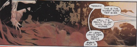 Justice League Dark (New 52) Vampir13