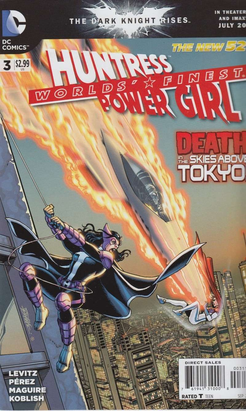 World Finest (New 52) Wfhpg10