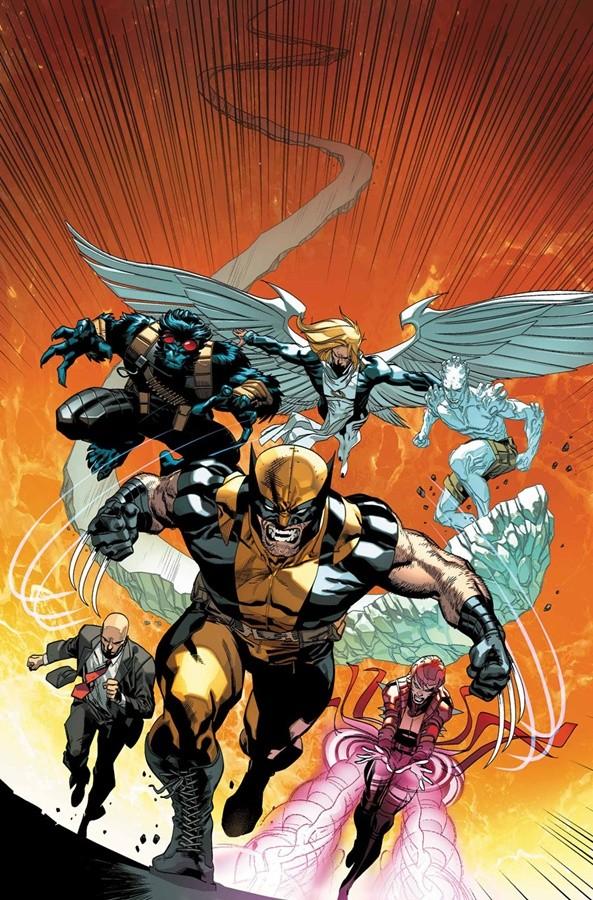 Wolverine & The X-Men: AvX Wolver11