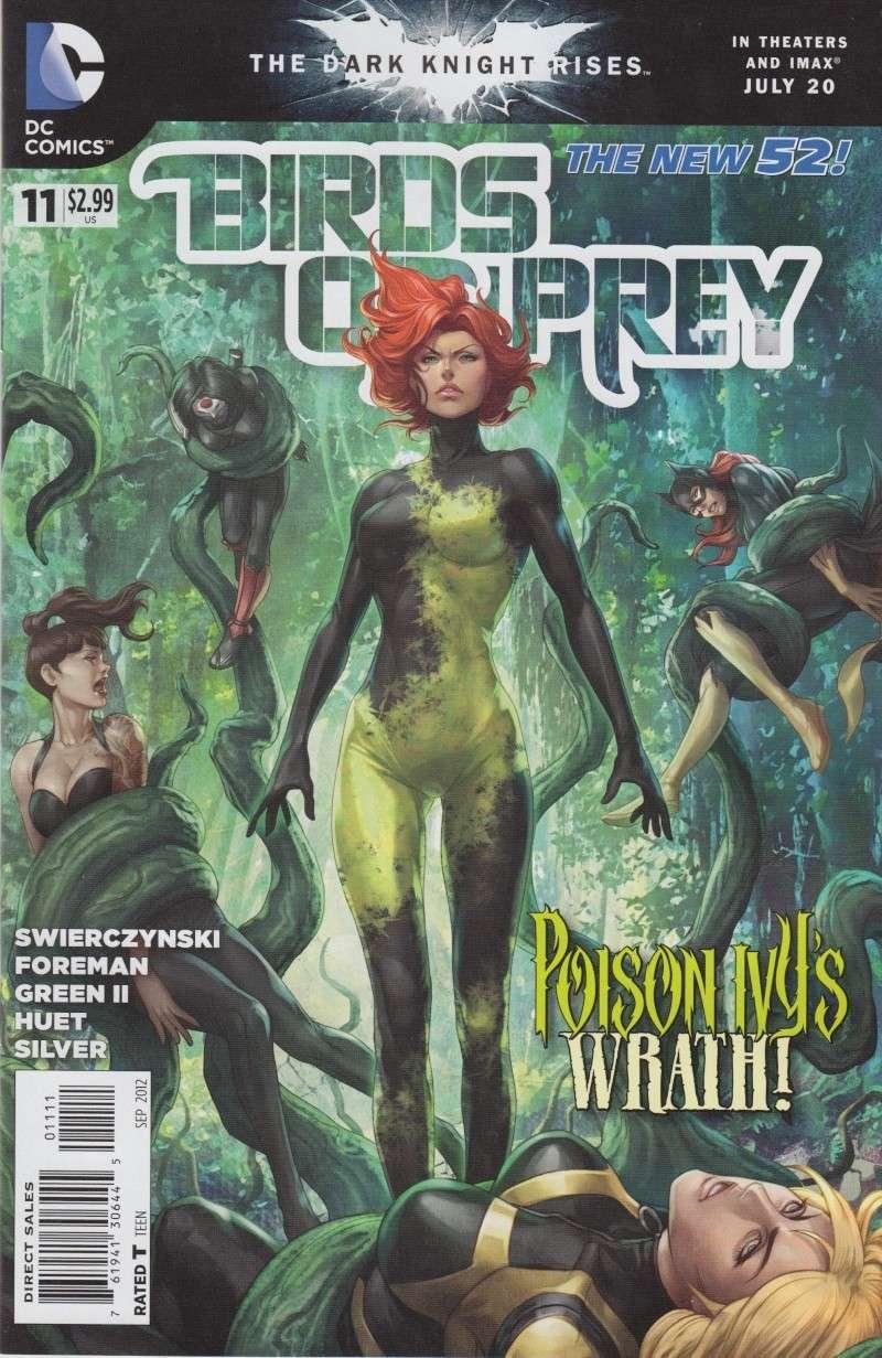 Birds of Prey (New 52) Wrath10