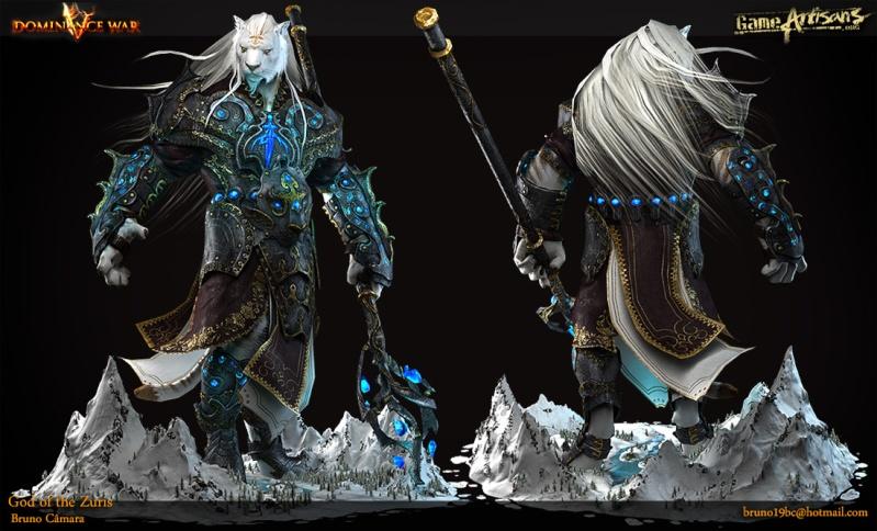 Qunxi Ironclaw Domina10