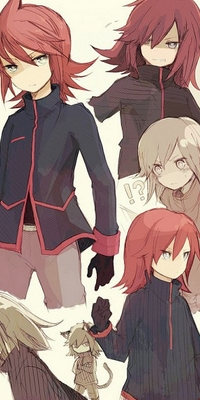 Red Hair & Soul Silver. Tamashi G. - Validé Sans_t53