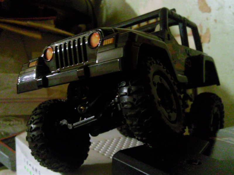 [Losi Micro Crawler] Jeep sur losi Photo010