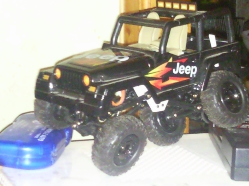 [Losi Micro Crawler] Jeep sur losi Photo011