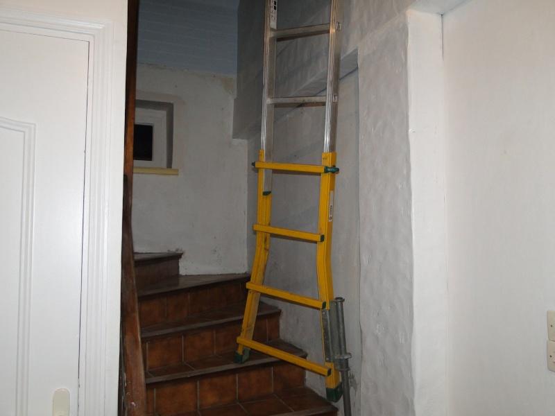 recouvrir un escalier en carrelage. Black Bedroom Furniture Sets. Home Design Ideas