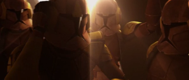 Screenshot de Clone en regardant Star Wars Clone Wars Image_10