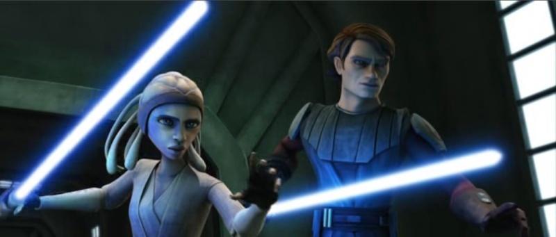 Screenshot de Clone en regardant Star Wars Clone Wars Image_11