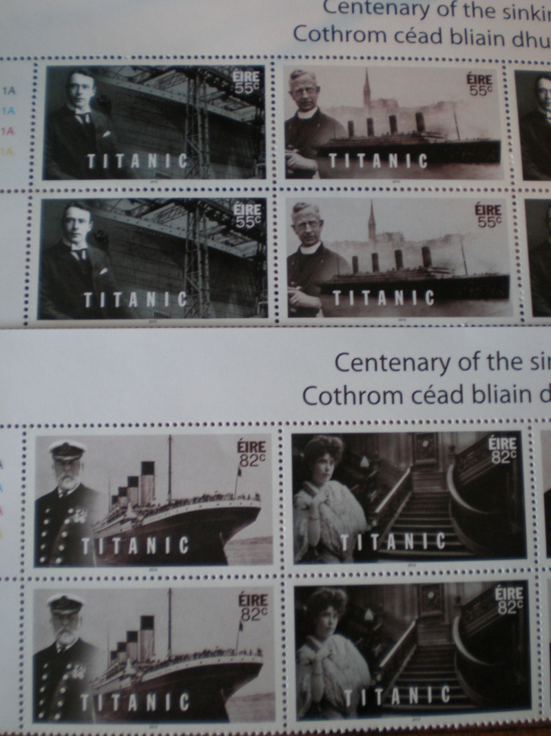 Timbres Titanic - Page 2 34910