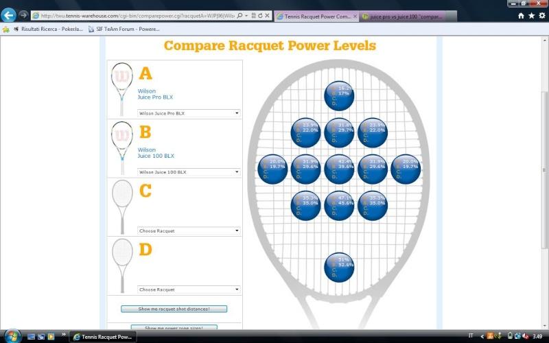"""juice pro vs juice 100 """"compare racquet power levels"""" - Pagina 2 211"""