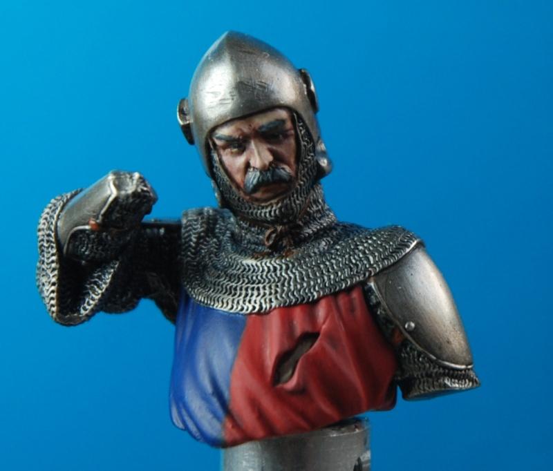 Buste chevalier La Ruota del tempo 90mm - Débutant ... Forum110
