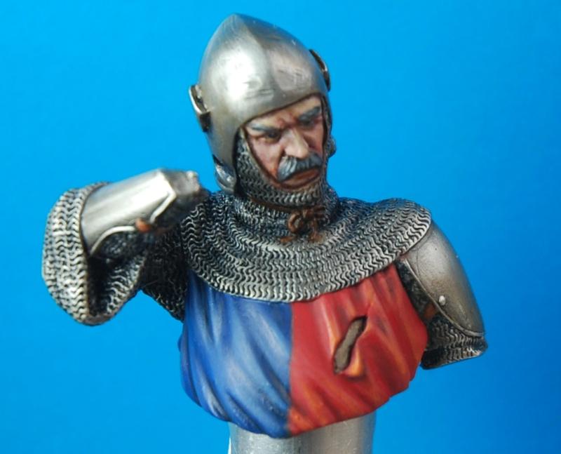 Buste chevalier La Ruota del tempo 90mm - Débutant ... Forum112