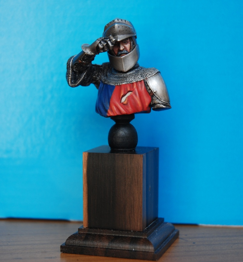 Buste chevalier La Ruota del tempo 90mm - Débutant ... Forum114