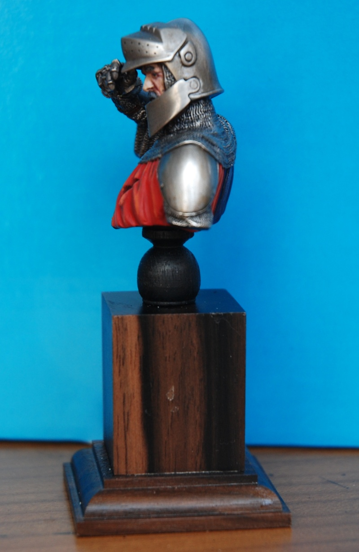 Buste chevalier La Ruota del tempo 90mm - Débutant ... Forum116