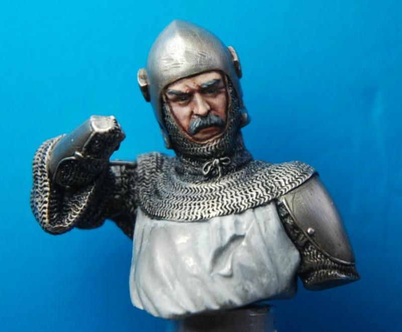 Buste chevalier La Ruota del tempo 90mm - Débutant ... Forum410