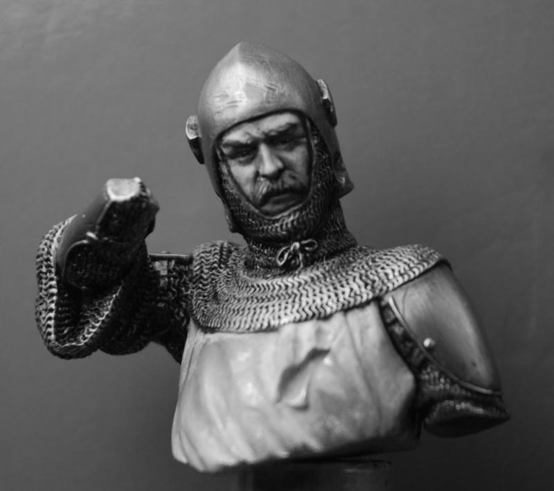 Buste chevalier La Ruota del tempo 90mm - Débutant ... Forum610