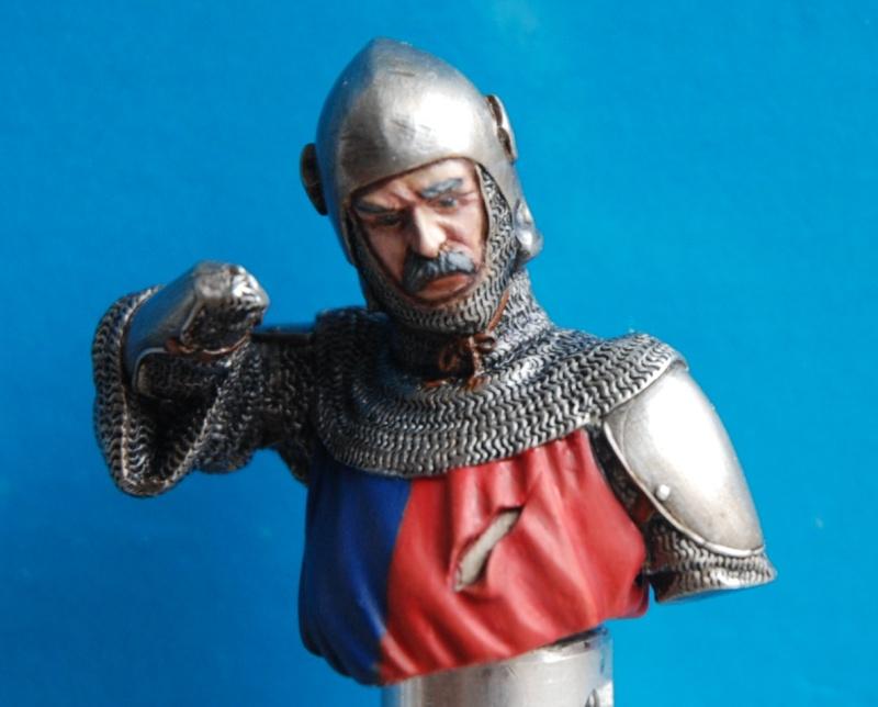 Buste chevalier La Ruota del tempo 90mm - Débutant ... Forum710