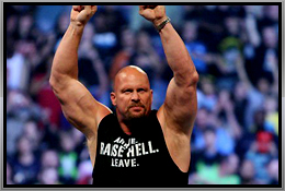 Steve Austin est de retour a Monday Night Raw Austin41