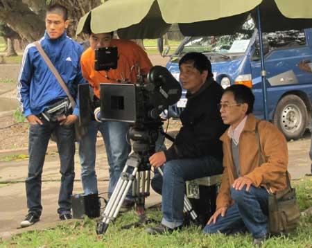 """""""Mùi cỏ cháy"""" - bộ phim được chuyển thể từ cuốn nhật ký của liệt sĩ Nguyễn Văn Thạc Anh1jp10"""