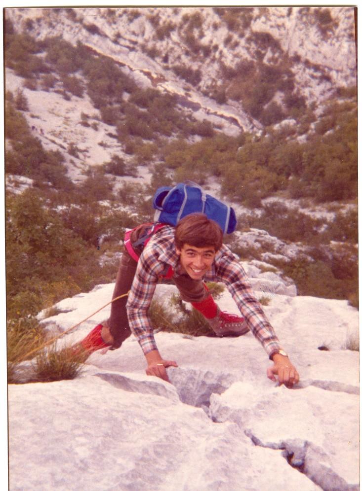 Racconta la tua prima volta (ma su roccia/ghiaccio, eh!) La_pri10