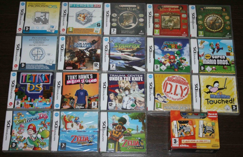 Ma collection - Youpimatin hin hin Ds-jeu11