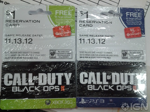"Fecha de salida de ""Call of Duty Black Ops 2″ Blacko11"