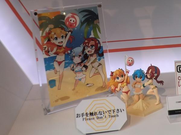 """Una mirada a la """"Evangelion Store Tokyo-01″ – Parte 2 Evange31"""