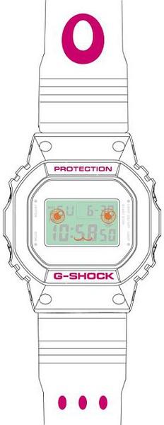 Lanzaran reloj de pulsera para fans del Kyubey de Madoka Magica Kyubey12