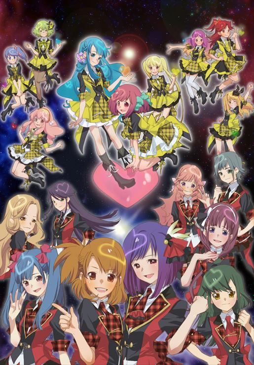 "Nuevo video promocional del anime ""AKB0048″ Main10"