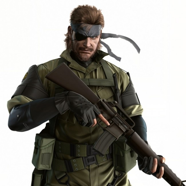 "Reseña Videojuegos: Saga ""Metal Gear Solid"" por Otoha Naked-10"