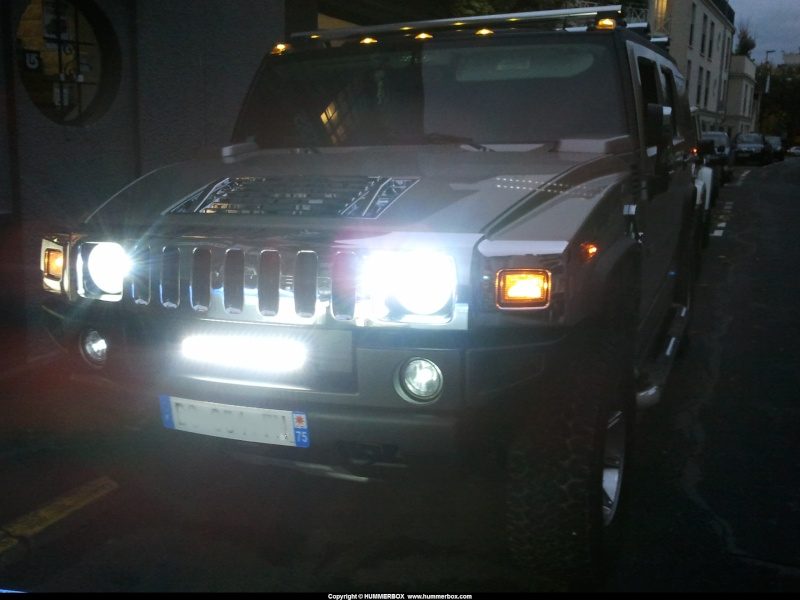 "H2 2005 Les Experts : Le "" Horatio Caine hummer "" 2012-111"