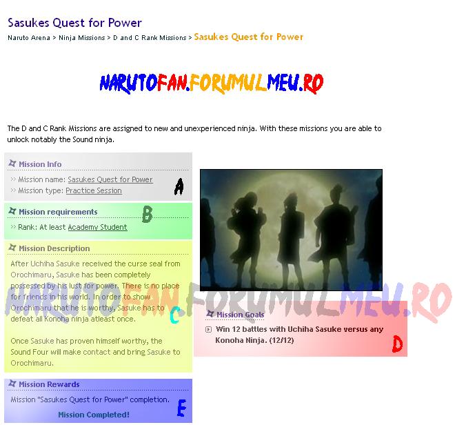 Naruto-Arena - Joc in Browser Online Naruto12