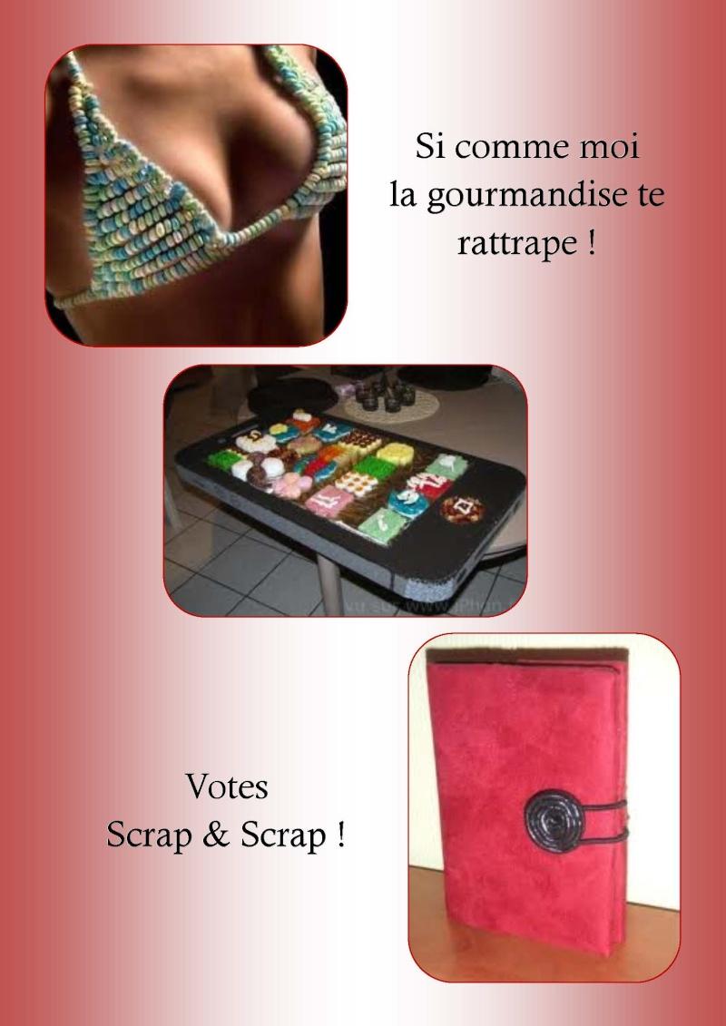 Inspiration mai 2012 : Tootsie présidente!! - Page 9 Gourma10