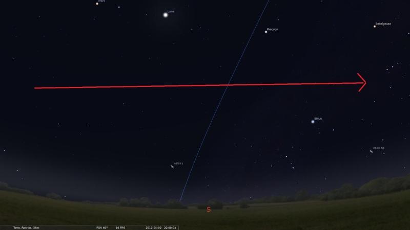 2012: le 02/04 à 22H00 - Lumière étrange dans le ciel  - LAMBALLE (22) - (st esprit des bois 22270 pledeliac)  Fondci11