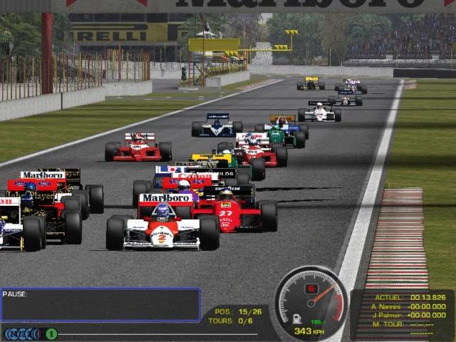 F1 Mods Rfactor 2